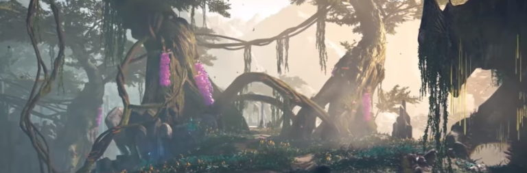 Brad McQuaid's Pantheon gives a glimpse of its beautiful new world in new trailer