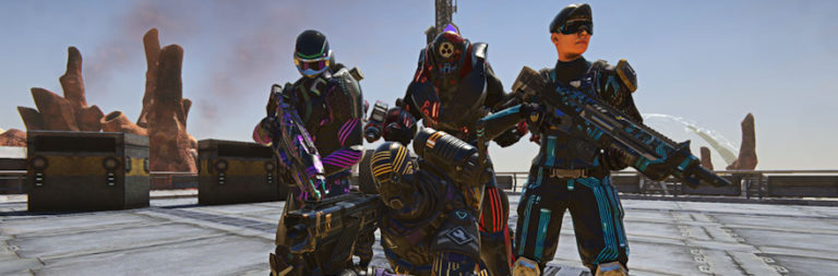 PlanetSide 2 enlists in the next bout of Outfit Wars