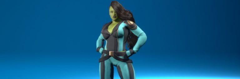 Into the Super-verse: Ship of Heroes' character creator is bare-bones yet still engaging