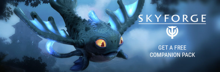 Grab an adorable Vigo companion and free sub time in our Skyforge Ocean Invasion giveaway!
