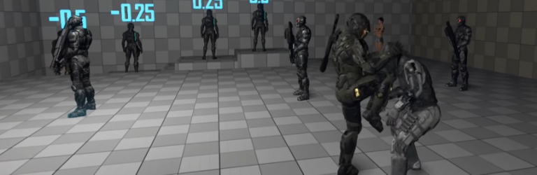 Inside Star Citizen puts on a Halloween costume and shows off updates to melee combat