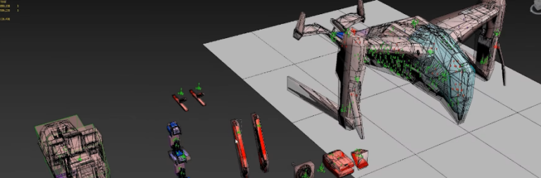 Inside Star Citizen offers a look at its next in-development spaceship