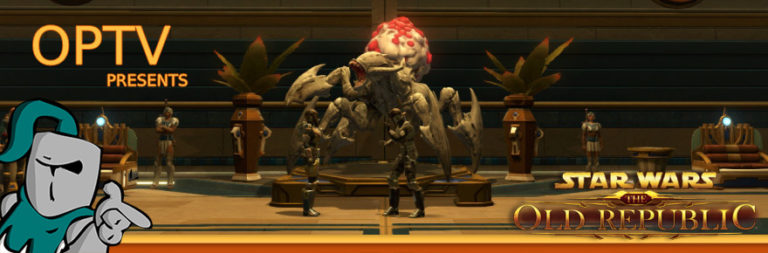 The Stream Team: Culling King Petryph in SWTOR
