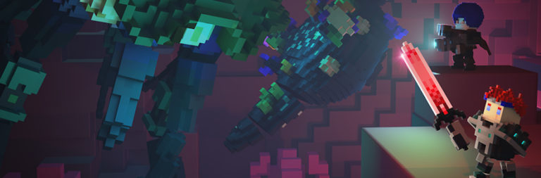 Trove's Into the Deep update has launched with new bosses and a level 25 character booster