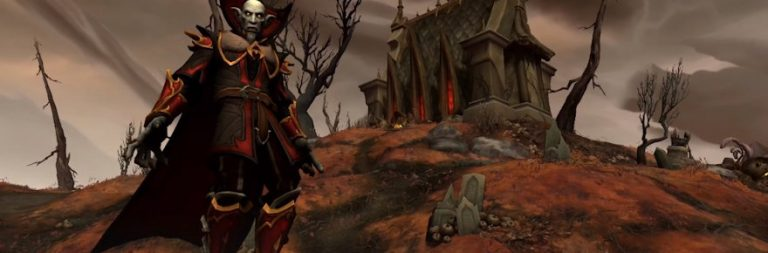 World of Warcraft caps off its Afterlives with a look at Revendreth