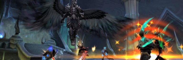 World of Warcraft: Shadowlands gets another encrypted alpha build