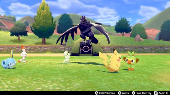pokemon camp
