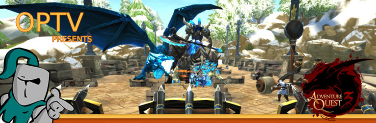 The Stream Team: Winter is coming to crush AQ3D's Battleon!