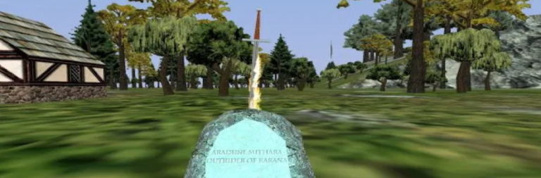 EverQuest adds a memorial for developer Brad 'Aradune' McQuaid