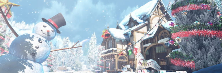 Astellia Online welcomes players to Snow Valley, begins free trial weekends