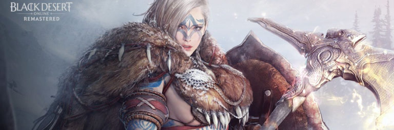 Black Desert's new Guardian class drops January 22, with preroll on December 24