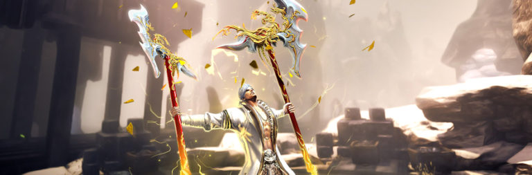 Blade & Soul previews Will of Iron's new Destroyer spec, teases Korean UE4 graphics overhaul