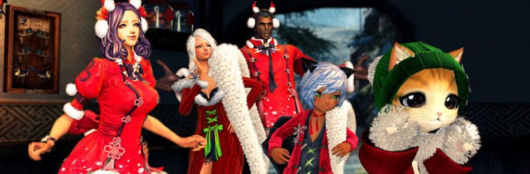 Blade & Soul's Will of Iron launches today with a new dungeon and Destroyer spec