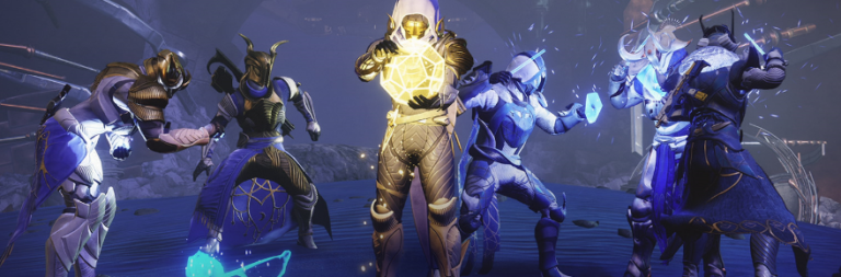 Destiny 2's The Dawning 2019 rewards players for giving out cookies to NPCs