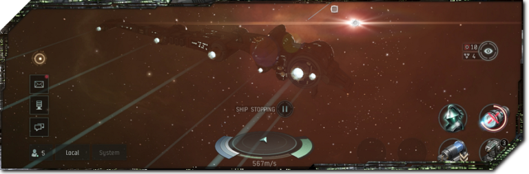 EVE Evolved: First impressions of the EVE Echoes mobile beta