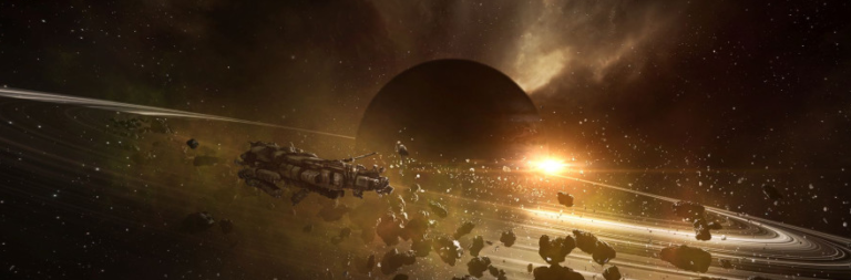 EVE Online abruptly removed ores from null sec as part of a wider resource distribution plan