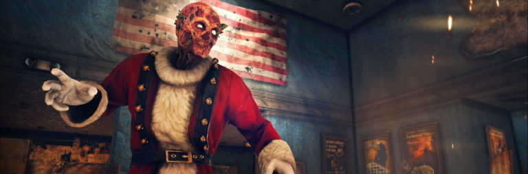 Fallout 76 wraps up 2019 with Halloween and Christmas combined