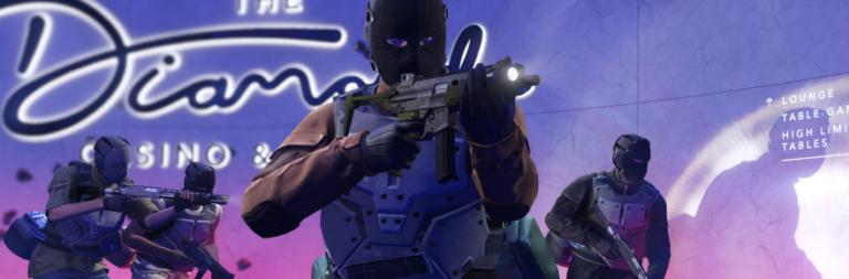 GTA Online's Diamond Casino Heist and Red Dead Online's Moonshiner content updates go live