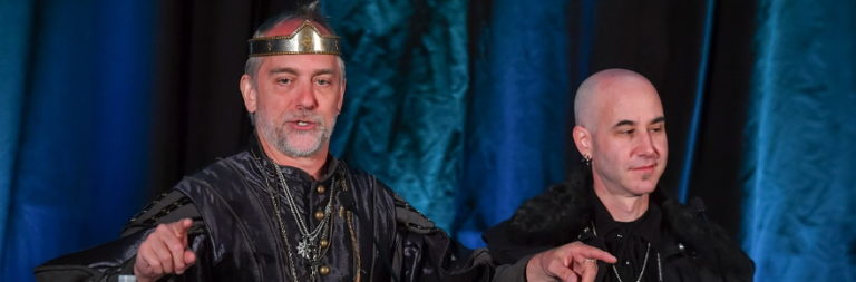 Richard Garriott gives RPG game developer permission to use Lord British