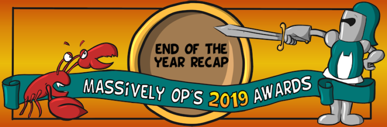MassivelyOP's complete 2019 awards debrief and annual recap