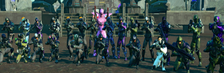 PlanetSide 2 promises 'something exciting' for player teams in early 2020