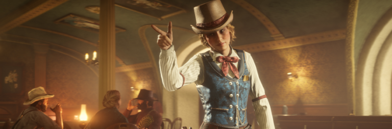 Red Dead Online's next update will let players become a moonshiner