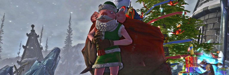 RIFT kicks off Fae Yule and makes tweaks to Mages and Clerics in the latest patch