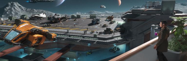 Star Citizen brings update 3.8 online, kicks salvaging further down the roadmap