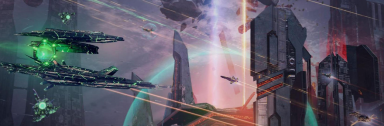 Star Conflict's latest update has invading aliens and an event dedicated to Isaac Asimov