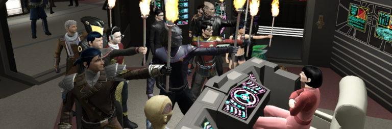 Star Trek Online fans mourn Deep Space Nine actor René 'Odo' Auberjonois
