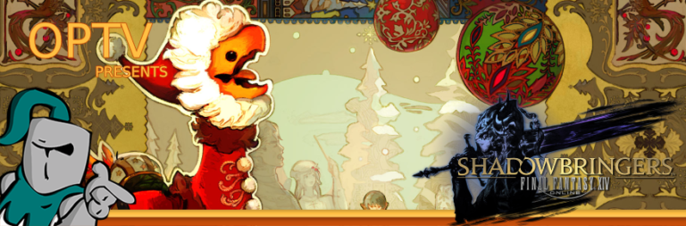 The Stream Team: Warking through the holidays with Final Fantasy XIV