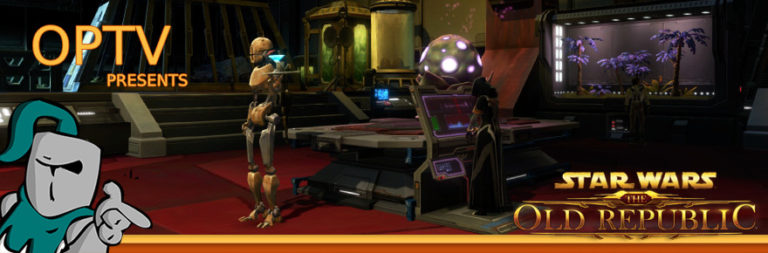 The Stream Team: Fraternizing with factions on SWTOR's Mek-Sha for its anniversary