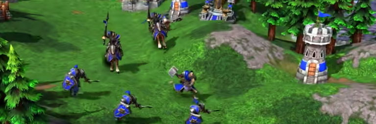Fans are working on an improved Warcraft 2 remake with Warcraft III: Reforged