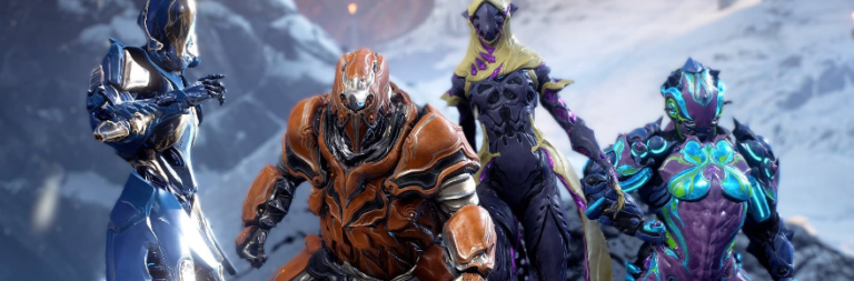 Warframe has now formally launched on PlayStation 5