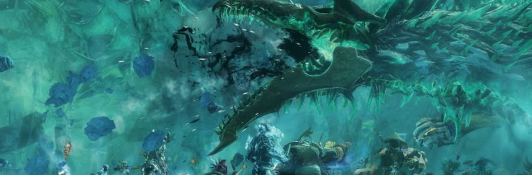 Guild Wars 2 just put an end to cheese mechanics in the Drakkar encounter