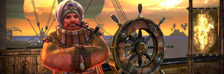 Hop a treasure ship in TERA's Crescent Sea update, coming to PC in February