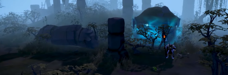 Albion Online goes into detail on the hideout system arriving with the Queen update