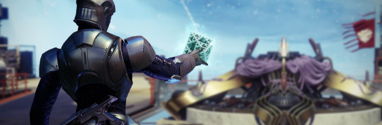Destiny 2 elaborates on the Empyrean Foundation quest and shows off Twitch Prime goodies