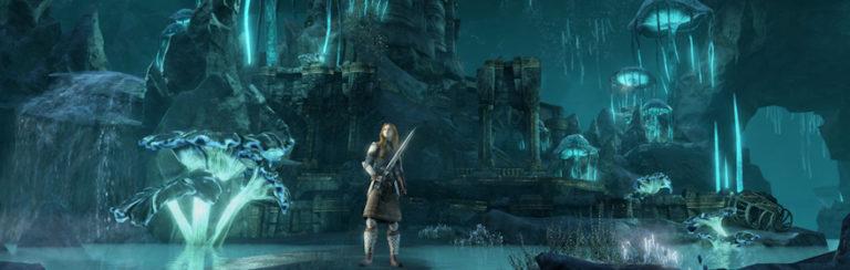 The Elder Scrolls Online announces Greymoor chapter, Harrowstorm DLC, and Dark Heart of Skyrim