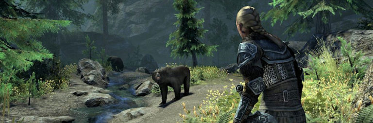 Elder Scrolls Online's Greymoor has been delayed, but only by about a week