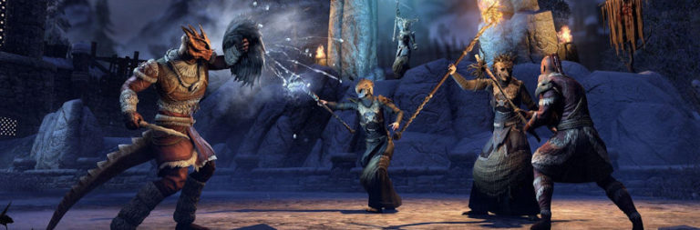 Harrowstorm hits the Elder Scrolls Online PTS with new housing and PvP queueing drama