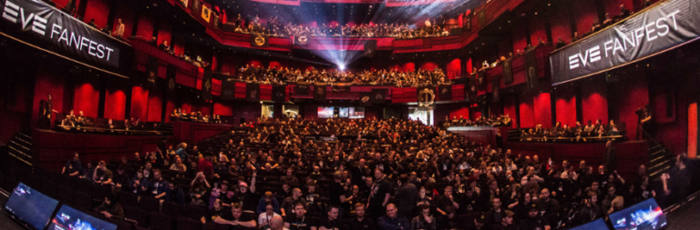 EVE Online spools up the hype for EVE Fanfest 2020