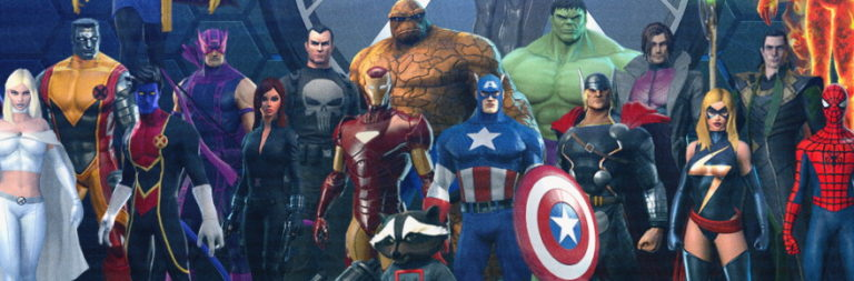 Into the Super-verse: Will we ever get a Marvel MMORPG?