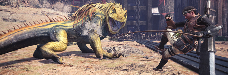 Monster Hunter World releases the patch notes for the Iceborne expansion on PC