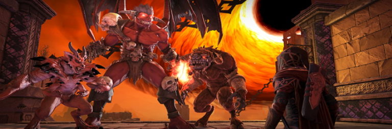 You're about to get burned by Neverwinter's Infernal Citadel