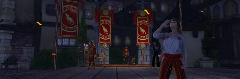 Neverwinter's Feast of Lanterns brings you all the rats you could ever want