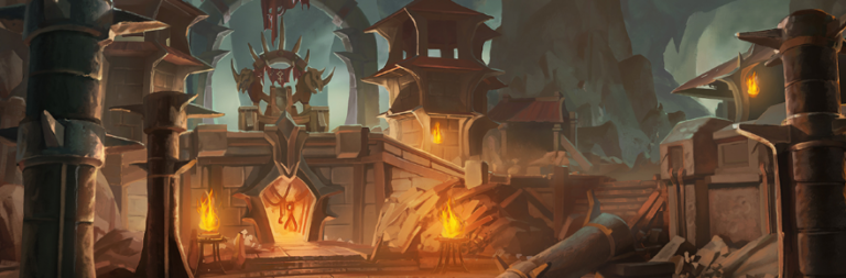 RuneScape provides some in-character teases of the Warforge Archaeology site