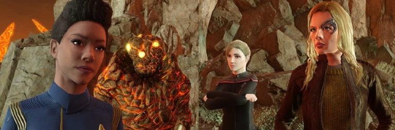 Star Trek Online: Tenth anniversary giveaways, lifetime sale, and story leak