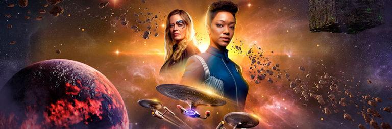 Jeri Ryan and Sonequa Martin-Green headline Star Trek Online's Legacy Update and new episode