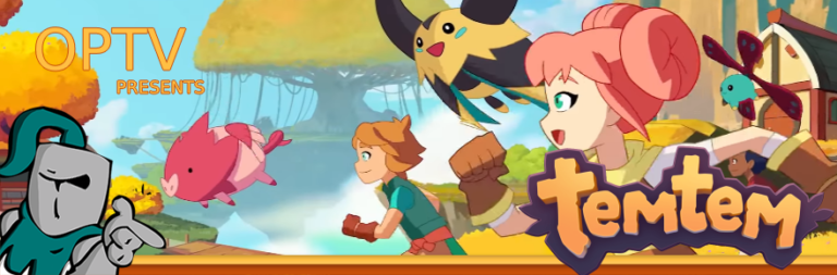 The Stream Team: Starting the adventures in Temtem's early access build